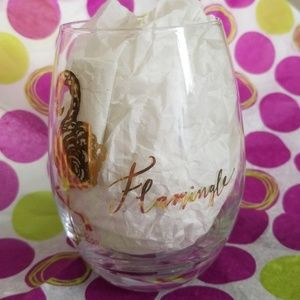 Lilly Flamingle glass